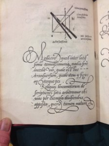 Mercator's Literarum latinarũ ... 1549 Newborn Library Wing ZW 5465 .M537