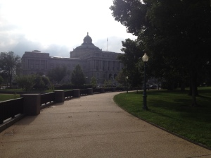 Early Fall on Capitol Hill