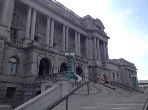 Library of Congress Jefferson Bldg.