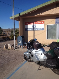 Tecopa Post Office